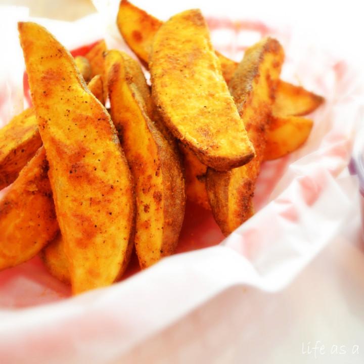 cartofi taranesti wedges