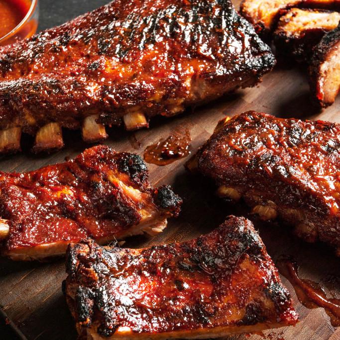 coaste de porc grill